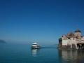 Le bateau de Chillon