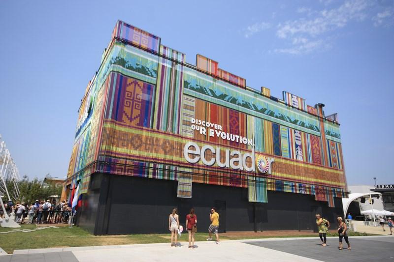 Pavillon de l'Equateur