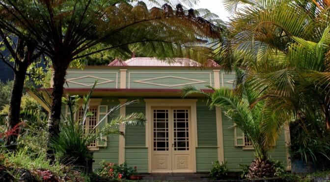 Premiers jours à la Réunion