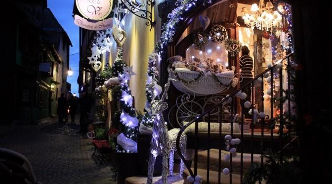 Les marchés de Noël du sud de l'Alsace