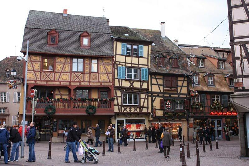 Une rue de Colmar