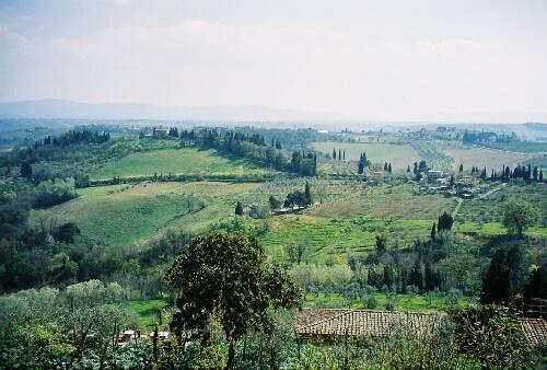 Les 5 perles de la Toscane