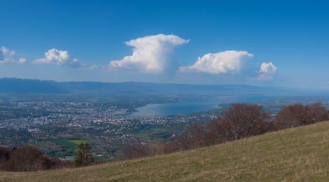 Panorama du Salève