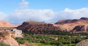 Circuit dans le désert marocain (1/3)