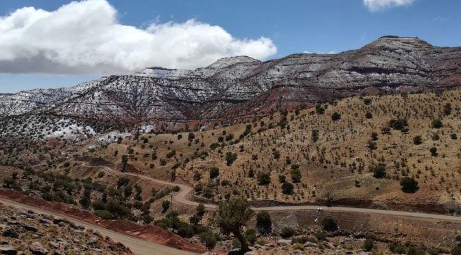 Circuit dans le désert marocain (3/3)