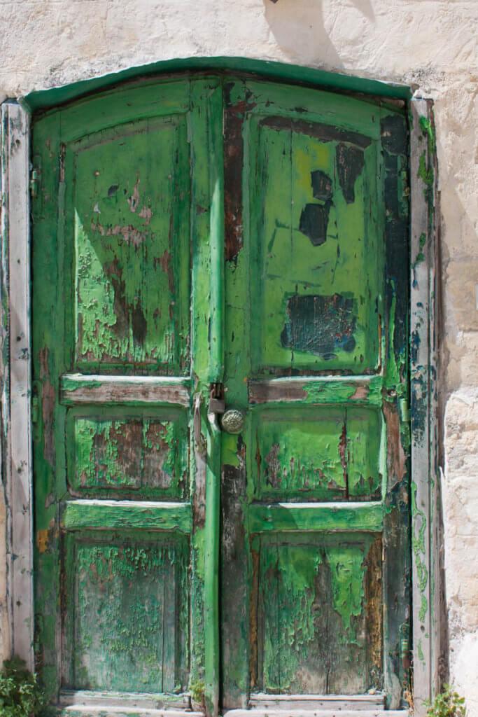 porte à Matera