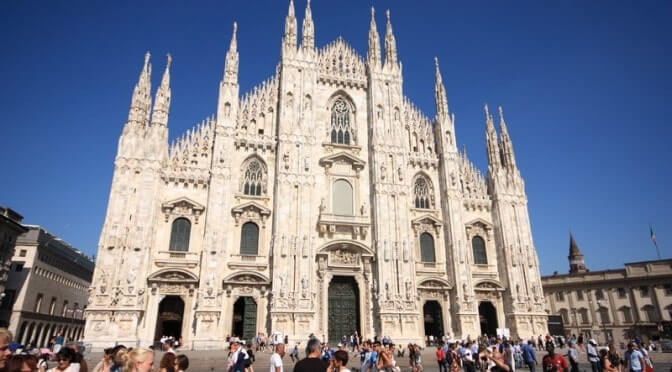 Milan la capitale chic !